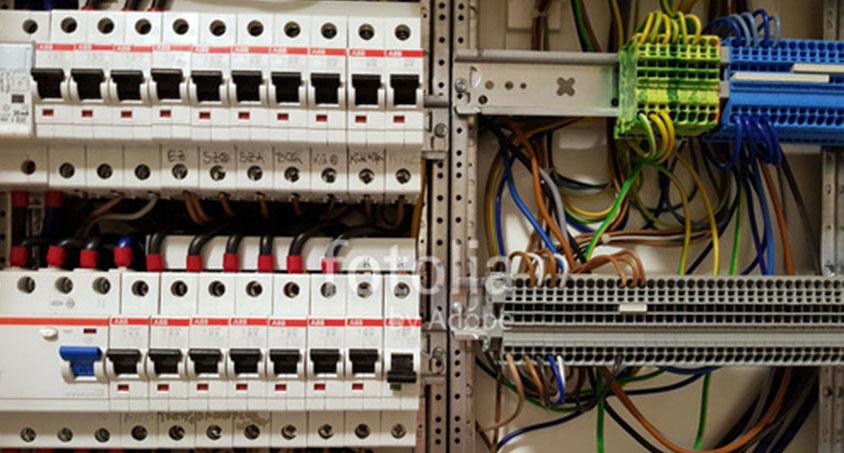 Equipement d'électrification de chantier